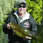 Bob Adkinson with a nice Smallie