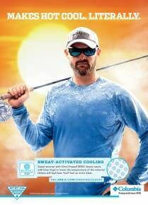Columbia Omni-Freeze ZERO Ad - PFG
